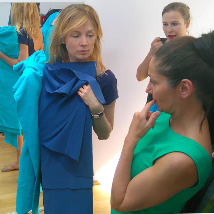 Dobór ubrań - osobista stylistka Elka Kot